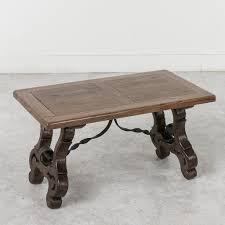 spanish style coffee table french metro antiques