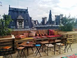 Appartement Toit Terrasse Paris Rooftop En France Terrasses Du Port à Marseille Le Sucre à Lyon