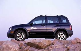 chevy tracker 2014 2004 chevrolet tracker information and photos zombiedrive