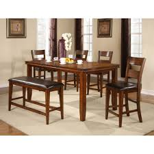 figaro counter height dining room set by crown mark texas