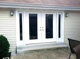 Outswing Patio Door by Used French Patio Doors For Sale French Patio Doors Sliding French