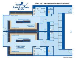 athletic training room floor plan viewing gallery locker college