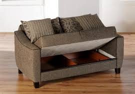 Sofa Sleeper With Storage Convertible Sofa Bed With Storage