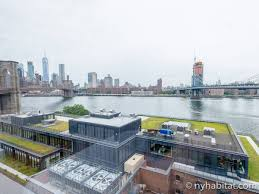 Essex Skyline Floor Plans New York Apartment Alcove Studio Loft Apartment Rental In Dumbo