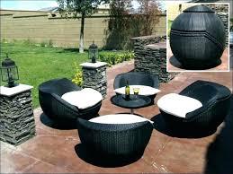 outdoor patio lounge furniture elegant used outdoor patio furniture