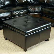round leather tufted ottoman leather tufted ottoman medium size of tufted ottoman round leather