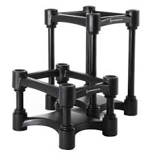 Desk Studio Monitor Stands by Isoacoustics Iso L8r155 Studio Monitor Speaker Stands Sounds Easy