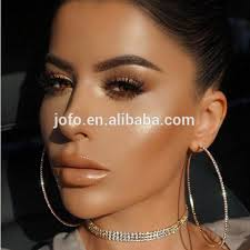 rihanna hoop earrings buy cheap china silver large diamond earrings products find china