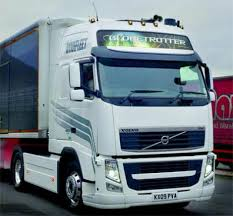 volvo trucks history cv show 2013 in with the old and the new for volvo commercial motor