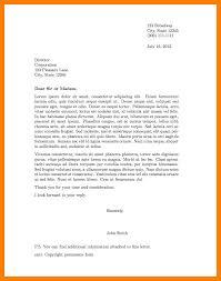 official cover letter format good resume format