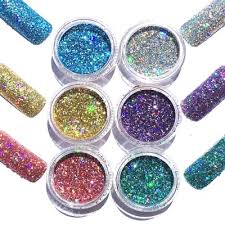 holographic glitter reflections 015 holographic glitter topper kit 8827