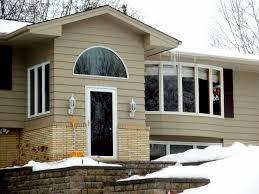 Split Level Front Porch Designs Best 25 Split Entry Remodel Exterior Ideas On Pinterest Split