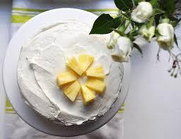 carrot pineapple cake for dan leanne brown