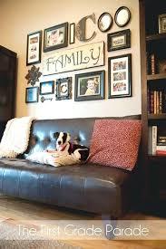 Wall Decoration Ideas For Living Room Living Room Wall Decor Ideas Cursosfpo Info