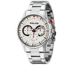 mens stainless steel bracelet watches images Buy police men 39 s stainless steel driver bracelet watch men 39 s