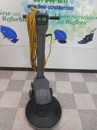 tennant nobles br 1600 ndc high speed corded floor buffer