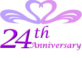 26th wedding anniversary 24th wedding anniversary gift ideas 24th anniversary