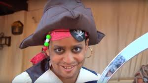Pirate Halloween Makeup Ideas by Pirate Makeup Tutorial Boy Mugeek Vidalondon