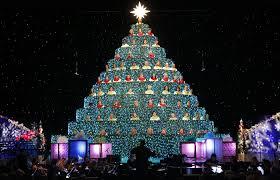 Singing Christmas Tree Lights Music U0026 Worship First Baptist Church Lafayette Louisiana