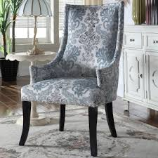 damask chair damask accent chairs hayneedle