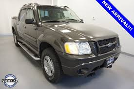 pre owned ford explorer sport pre owned 2005 ford explorer sport trac 4d sport utility in albany