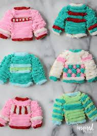sweater cookies sweater weather sugar cookies