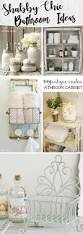 Shabby Chic Bathroom Ideas by 34 Reclaimed Wood Diy Projects You Can Make At Home Chic