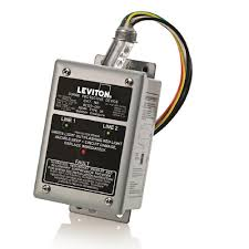 leviton 120 240 volt residential whole house surge protector r02