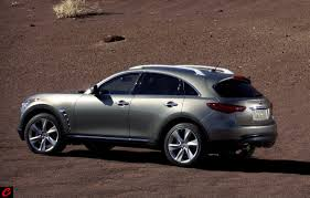 infiniti ex vs lexus rx 2009 infiniti fx50 with 390 hp v8 unveiled in geneva