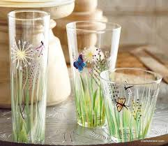 Roost Vases Roost Meadow Glassware Set Of 6 U2013 Modish Store