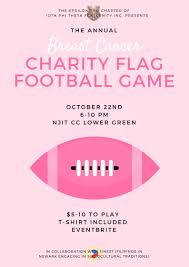 Breast Cancer Flags Breast Cancer Charity Flag Football Game Tickets Sun Oct 22