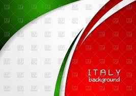 Italian Flag Images Corporate Abstract Background In Italian Flag Colors Royalty Free