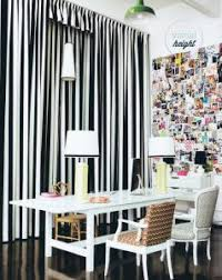 living room ealing black and cream striped curtains white target