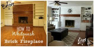 Brick Fireplace Paint Colors - fireplace brick paint colors designs over loversiq