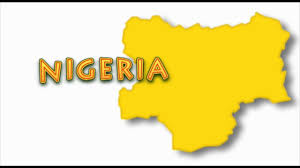Map Of Nigeria Africa by N For Nigeria Map Of Nigeria For Children Africa Youtube