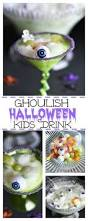 ghoulish halloween kid u0027s drink the crafting