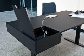 u bureau holmris u desk zit sta bureau nordic office furniture