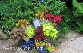 Ideas For Container Gardens 35 Lovely Garden Container Ideas Empress Of Dirt