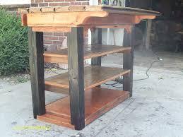 rustic kitchen island table handmade kitchen island diy recycled pallet kitchen island table