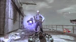 Call Of Duty Black Ops Zombie Maps Call Of The Dead Map Insane Zombies Gun Mod Call Of The Dead