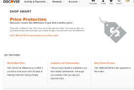 Home Depot Price by Discover Price Protection Terms Myfico Forums 4350739
