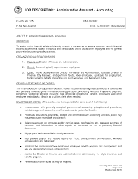 Administrative Assistant Resume Samples Pdf by Medical Assistant Responsibilities Resume Bucket For Employers