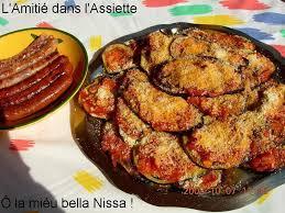 cuisine sicilienne recette aubergines à la sicilienne l amitié dans l assiette
