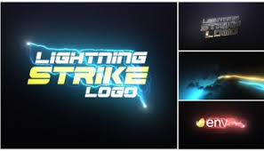 power strike logo free after effects template free after