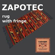 Zapotec Rugs Second Life Marketplace Native Indian Zapotec Rug Steps With Fringe