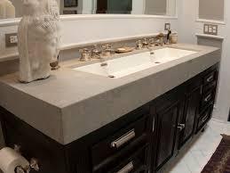 undermount trough bathroom sink home design ideas