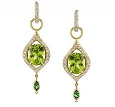 Exotic Color Names by August Birthstone Peridot An Exotic Gem