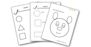 maths games for kids shapes