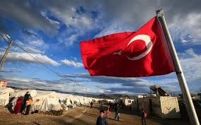 Turkey National Flag Turkey Issues Unexpected Olive Branch To Heal Rift With Syria