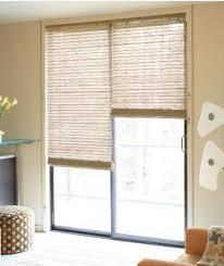 using blinds for sliding glass doors u2014 decor trends